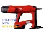 [Mới] Dòng sản phẩm máy bắn đinh dùng Pin Hilti BX3